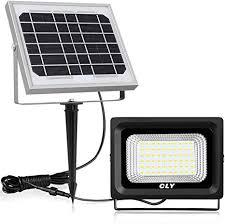 Auto-Induction Day and Night <b>Waterproof Solar</b> Flood Light Fence ...