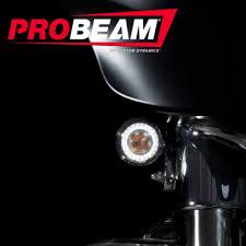 Harley Davidson <b>LED Turn Signals</b> by Custom Dynamics