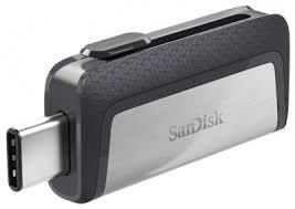 <b>Флешка SanDisk Ultra</b> Dual Drive <b>USB</b> Type-C 16GB (RTL) 16 Гб ...