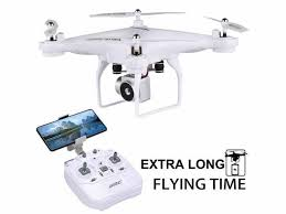 FPV <b>RC Drone JJRC H68</b> Quadcopter with 720P HD Camera, Live ...