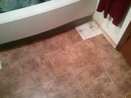 cork tiles bathroom