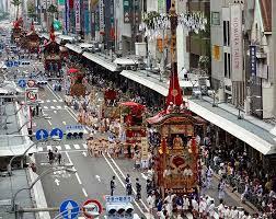 「祇園祭の山鉾巡行」の画像検索結果