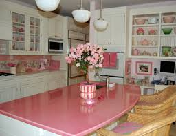 dishy kitchen counter decorating ideas:  flooring along kitchen countertop design ideas white wall to make bright impression glass modern hanging lamp light wooden kitchen cabinet white dish