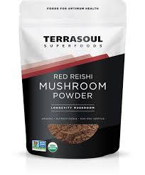 <b>Reishi 4</b>:<b>1</b> Extract Powder – Terrasoul Superfoods
