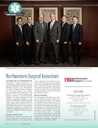 northwestern surgical associates sitemap as featured in chicago magazine s top doctors 2014