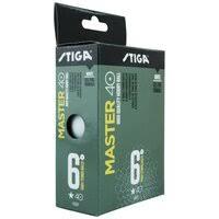 «<b>Мяч для настольного</b> тенниса Stiga Master ABS 1 звезда (1111 ...