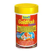 <b>Корм</b> для рыбок <b>Tetra Goldfish</b> Color <b>Flakes</b> (хлопья) - интернет ...