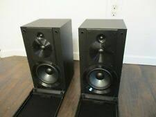 Raw Cable Jack 3-way Bookshelf Home Speakers and Subwoofers ...