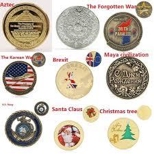 <b>1x</b> Gold / Silver Plated <b>Aztec Mayan Calendar</b> Souvenir ...