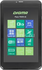 Купить <b>Планшет DIGMA Plane 7563N</b> 4G, 1GB, 16GB, 4G черный ...