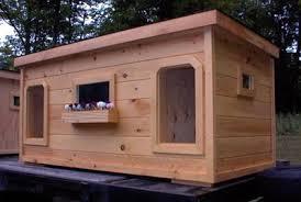 Insulated Dog House Plans   Dog House PlansInsulated Dog House Plans