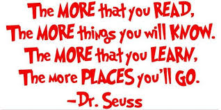 Image result for reading quotes from dr seuss