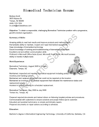 biomedical equipment technician resumes template biomedical equipment technician resumes