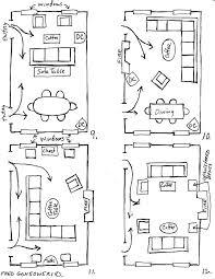 arranging furniture twelve different ways in the same room fred gonsowski garden home arrange living room furniture
