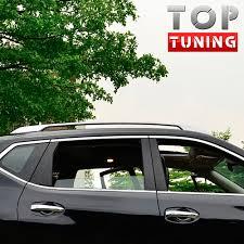 <b>Рейлинги</b> TECH Design на <b>Nissan X</b>-<b>Trail</b> T32