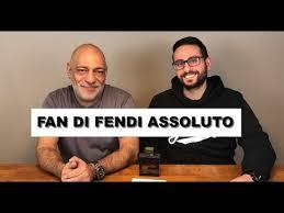 <b>Fan di Fendi</b> Assoluto (2010) Cologne REVIEW with Redolessence ...