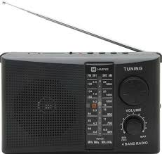 Купить <b>Радиоприемник HARPER HDRS</b>-<b>288</b>, черный в интернет ...