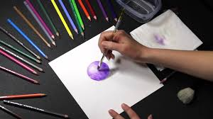 colored pencil how to use water soluble colored pencils colored pencil how to use water soluble colored pencils watercolor pencils
