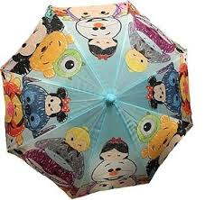 <b>New Arrive</b> Disney Tsum Tsum Girls Kids <b>Umbrella</b> - Blue ...