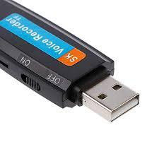 Doreleven <b>Mini USB Digital Pen</b> Audio Voice Recorder Dictaphone ...