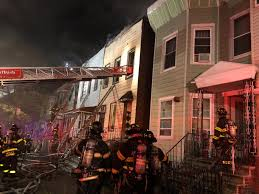 Flatbush: Three-Alarm Fire On Parkville Ave Near East 8 STreet ...