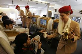 Here's how you can thank a <b>great flight</b> attendant on your next trip