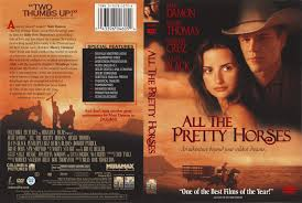 all the pretty horses r movie dvd cd label dvd cover dvd covers