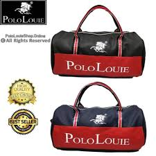 <b>ORIGINAL High Quality PU</b> Leather Polo Louie Waterproof Travel ...