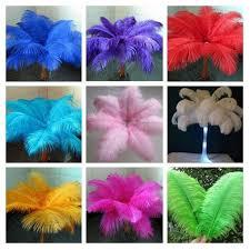 2018 <b>hot sales</b> 10 pcs High quality beautiful ostrich feather <b>40</b>-<b>45cm</b> ...