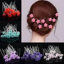 10pcs/lot Women Girls U Shaped Hair Clip Wedding Bridal ... - Vova