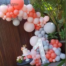 158 шт. Макарон Арка с <b>воздушными</b> шарами гирлянда <b>розовое</b> ...