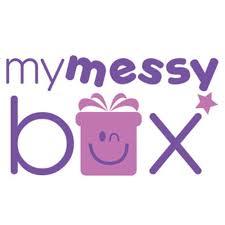 My Messy Box Sensory <b>Play</b> Subscription for Kids
