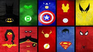 batman captain america collage comics dc comics flash superhero green lantern heroes iron man marvel comics panels robin spider man superman wolverine batman superman iron man