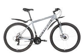 <b>Велосипед STARK Indy 29.1</b> D 2020 20 серый/чёрный/белый