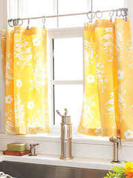 easy kitchen window treatments control light and privacy with these stylish fabric window coverings