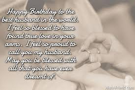 Birthday Wishes For Husband - Page 2 via Relatably.com
