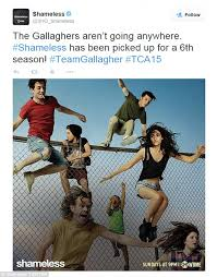 Emmy Rossum reveals Showtime's Shameless has been renewed for ... via Relatably.com