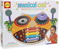 ALEX Toys Musical Owl: Toys & Games - Amazon.com