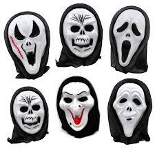 <b>Halloween</b> Horror <b>Mask Grimace Headgear</b> Devil Screaming Funny ...