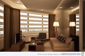 decoration small zen living room design: dark colored drapes  residences billu dark colored drapes