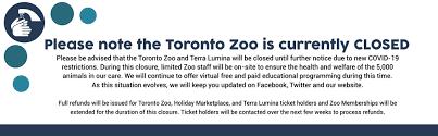 Toronto Zoo | Home