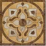 <b>Керамогранит Ceracasa Ducale Roseton</b> Beige панно 116,8x116,8 ...