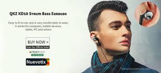 Top 5 Best Sounding & Unique Designs Earbuds in 2020 - <b>QKZ</b> ...