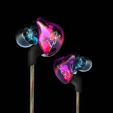 Original <b>KZ ZST Colorful BA</b>+DD In Ear Earphone Hybrid Headset ...