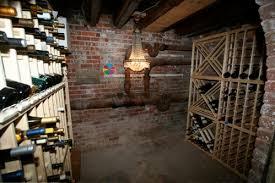 small basement wine cellar ideas weekend warrior diy wine cellar brownstoner basement wine cellar idea