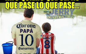Top 9 memes del Clásico América – Chivas – El Deforma via Relatably.com