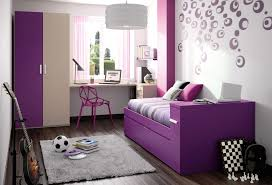 gorgeous teen girl bedroom ideas design with single blue bed and amazing modern teenage room purple bed bath teenage girl