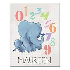Elephant <b>Nursery Decor</b> | Bed Bath & Beyond
