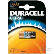 <b>Батарейки Duracell AAAA</b>/2BL MN2500 — купить в интернет ...