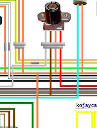 suzuki gs400 gs425 gs450 laminated wiring circuit loom diagram suzuki gs400 b 1977 uk spec colour wiring diagram